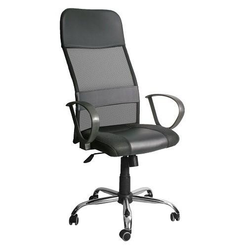 Кресло руководителя Master GTPRCh1 WRS черный купить в Бресте, Минске у производителя мебели БЕЛС