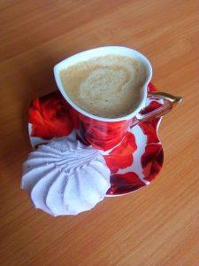 текстура офисного стола и кофе фото