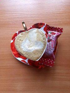 текстура офисного стола Белс и кофе фото