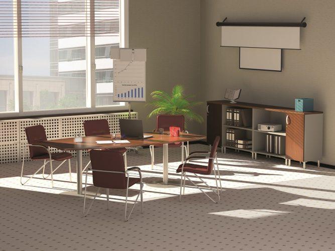 БОСТОН - серия офисной мебели - интерьер №11 купить в Бресте у производителя БЕЛС