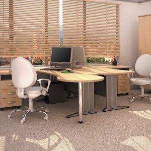 БОСТОН - серия офисной мебели - интерьер №3 купить в Бресте у производителя БЕЛС