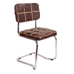 Стул офисный Brenta коричневый купить в Бресте у производителя БЕЛС