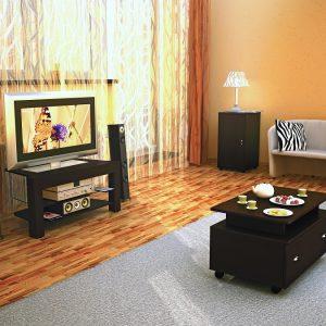 Мебель серии ДОМИНО в интерьере 3