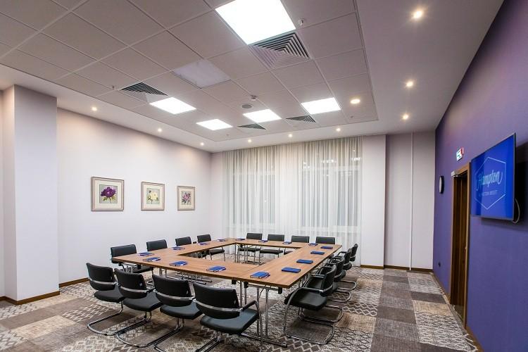 Мебель для гостиницы Hampton By Hilton в Бресте - фото №13. Мебель на заказ от производителя БЕЛС