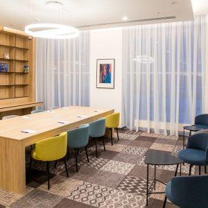 Мебель для гостиницы Hampton By Hilton в Бресте - фото №16. Мебель на заказ от производителя БЕЛС
