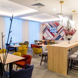 Мебель для гостиницы Hampton By Hilton в Бресте - фото №7. Мебель на заказ от производителя БЕЛС
