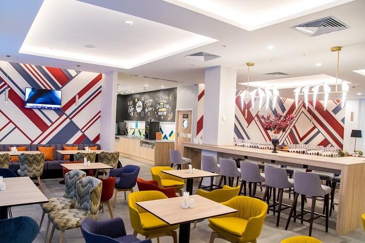 Мебель для гостиницы Hampton By Hilton в Бресте - фото №9. Мебель на заказ от производителя БЕЛС