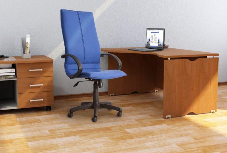 МИЛАН - серия офисной мебели - интерьер №11 купить в Бресте у производителя БЕЛС