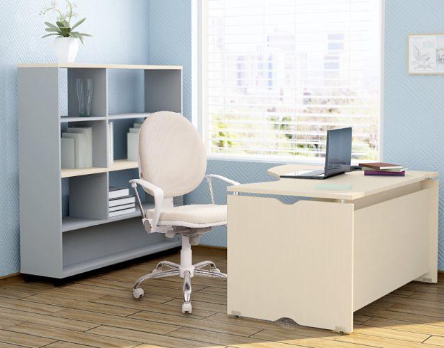 МИЛАН - серия офисной мебели - интерьер №2 купить в Бресте у производителя БЕЛС