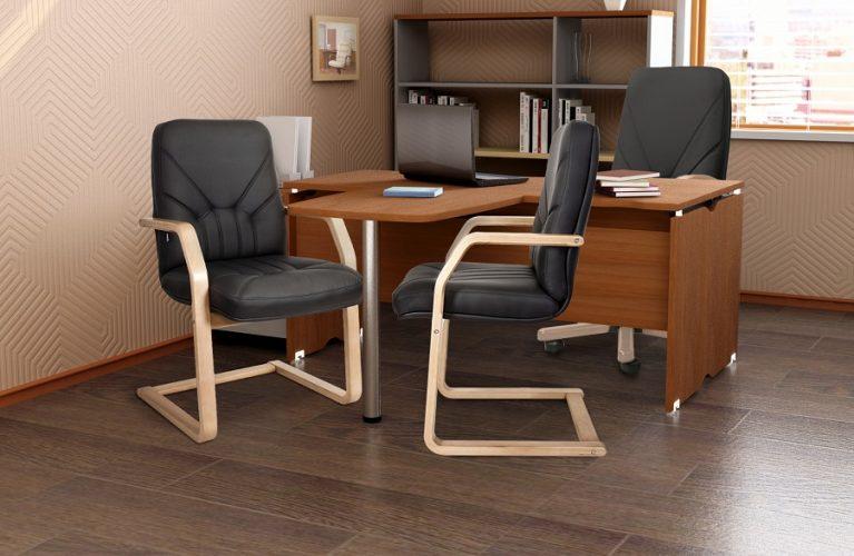 МИЛАН - серия офисной мебели - интерьер №5 купить в Бресте у производителя БЕЛС