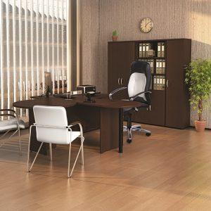 МОНО-ЛЮКС - серия офисной мебели - интерьер №6 купить в Бресте у производителя БЕЛС