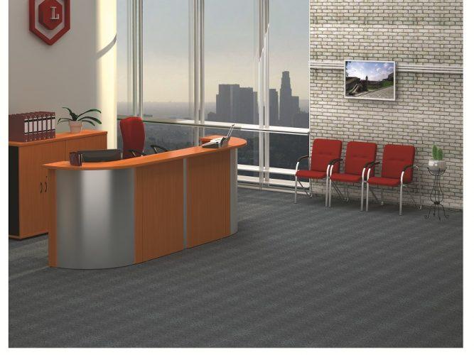 МОНО-ЛЮКС - серия офисной мебели - интерьер №7 купить в Бресте у производителя БЕЛС