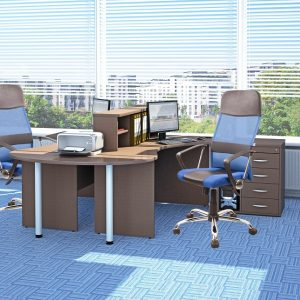 МОНО-ЛЮКС - серия офисной мебели - интерьер №8 купить в Бресте у производителя БЕЛС