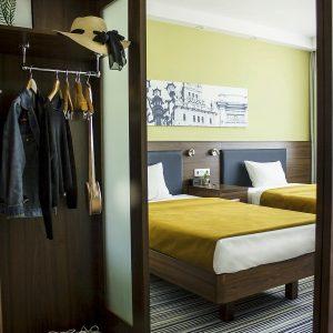 Мебель для гостиницы Hampton By Hilton в Бресте - фото №4. Мебель на заказ от производителя БЕЛС