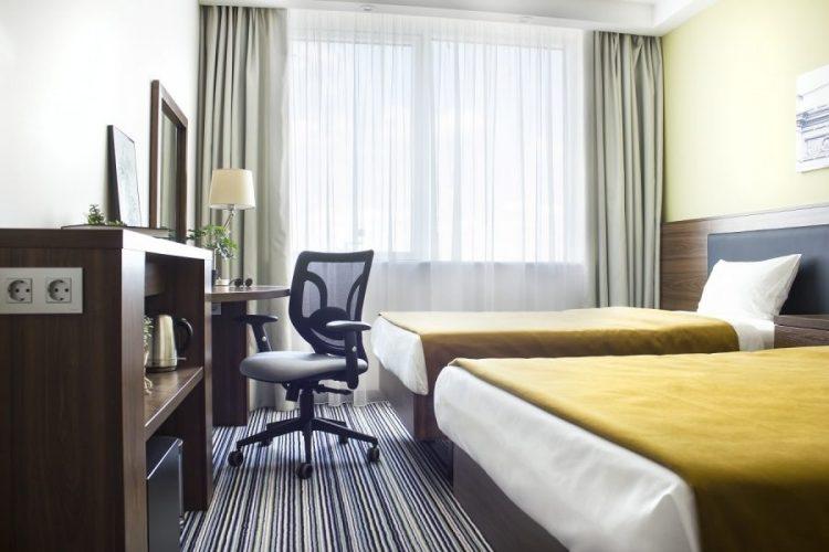 Мебель для гостиницы Hampton By Hilton в Бресте - фото №3. Мебель на заказ от производителя БЕЛС