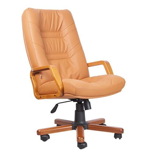 Кресло для руководителя Minister Extra охра фото