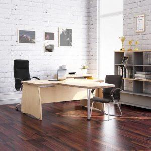 БОСТОН ДИРЕКТОР - серия офисной мебели - интерьер №3 купить в Бресте у производителя БЕЛС