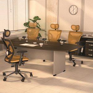 БОСТОН ДИРЕКТОР - серия офисной мебели - интерьер №5 купить в Бресте у производителя БЕЛС