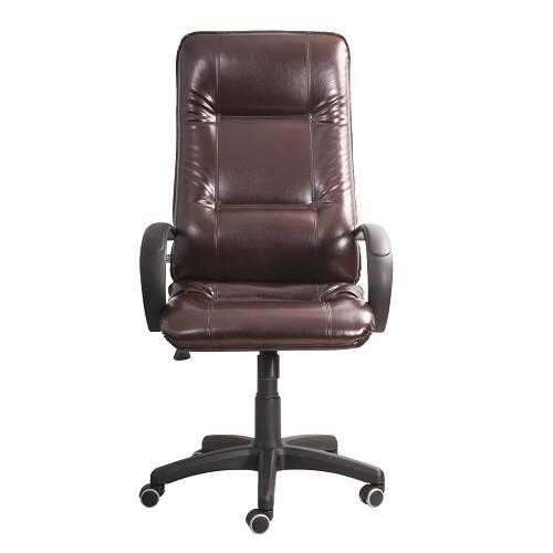 Кресло офисное для руководителя Star коричневый купить/заказать в Бресте, Минске, РБ у БЕЛС (производитель мебели РБ)