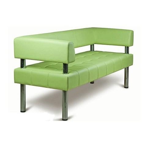 Диван офисный Caravan Arm3 светло-зеленый в Бресте - купить у производителя БЕЛС