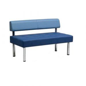 Диван офисный Caravan High2 синий в Бресте - купить у производителя БЕЛС