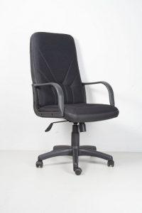 Кресло офисное Manager серый сетка ТА фото