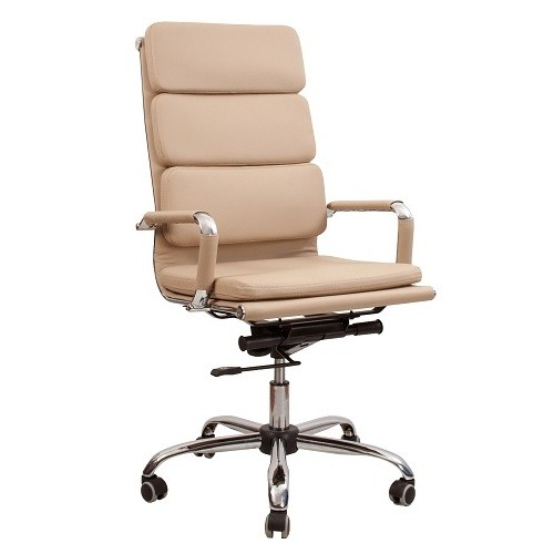 Кресло офисное для персонала Nord Lux бежевый в Бресте - купить у производителя БЕЛС