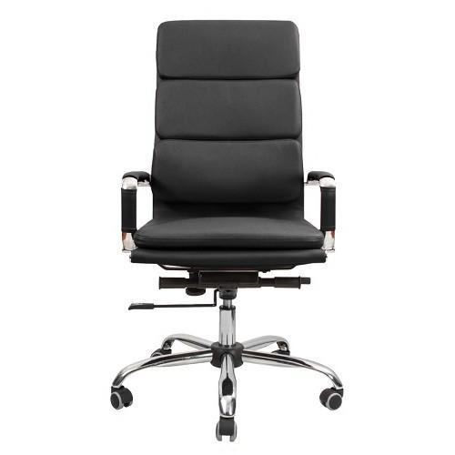 Кресло офисное для персонала Nord Lux черный