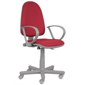 Кресло офисное для персонала Prestige Lux Grey gtpR в Бресте - купить у производителя БЕЛС