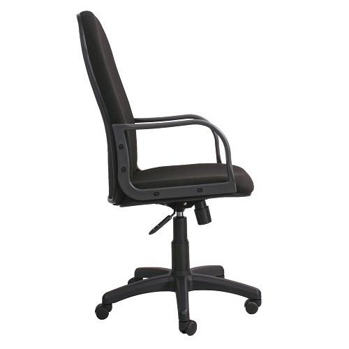 Кресло для персонала Siluet DF PLN c11 вид сбоку купить в Бресте