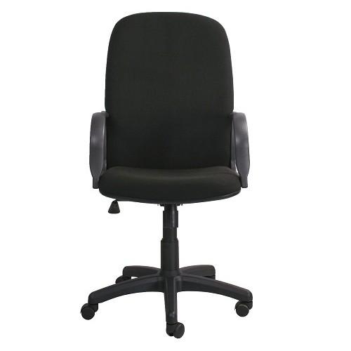 Кресло для персонала Siluet DF PLN c11 вид спереди купить в Бресте