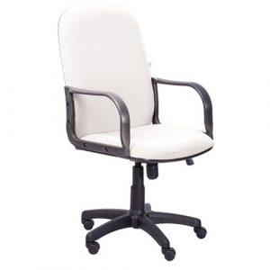 Кресло офисное для персонала Siluet белый купить в Бресте у производителя БЕЛС