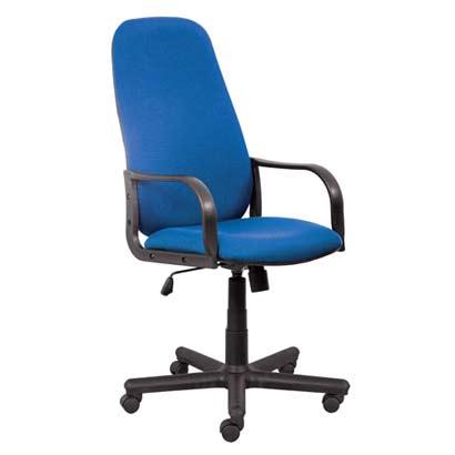 Кресло офисное для персонала Siluet синий купить в Бресте у производителя БЕЛС