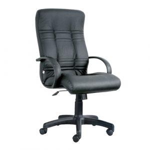Кресло руководителя Ambassador PSN PU01 черный купить в Бресте у производителя БЕЛС