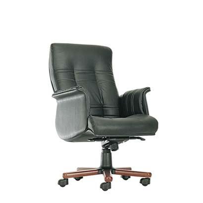 Кресло офисное для руководителя Ambassador серый купить в Бресте у производителя БЕЛС
