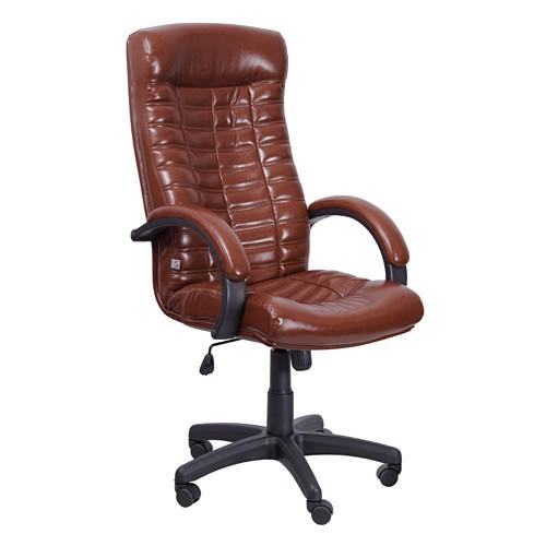 Кресло офисное для руководителя Atlantis PScN черный купить в Бресте у производителя БЕЛС