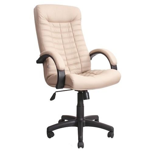 Кресло офисное для руководителя Atlantis PScN молочный купить в Бресте у производителя БЕЛС