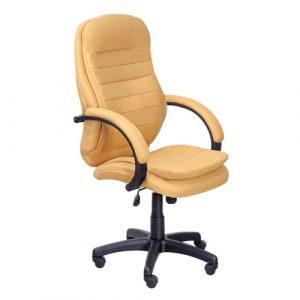 Кресло офисное для руководителя Montana PScN светлая охра купить в Бресте у производителя БЕЛС
