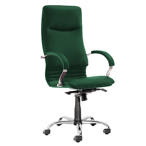 Кресло офисное для руководителя Nova Steel Chrome SP-D купить в Бресте у производителя мебели БЕЛС