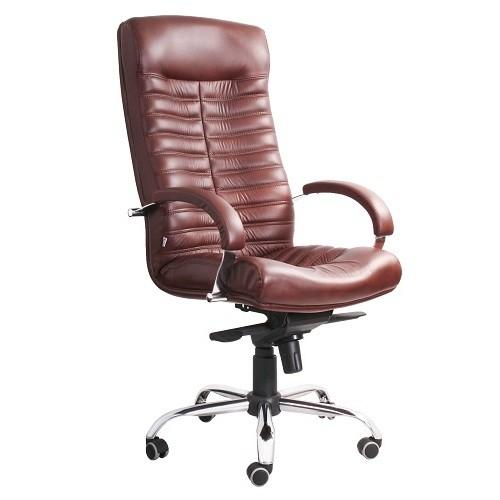 Кресло офисное для руководителя Orion steel chrome купить в Бресте у производителя БЕЛС