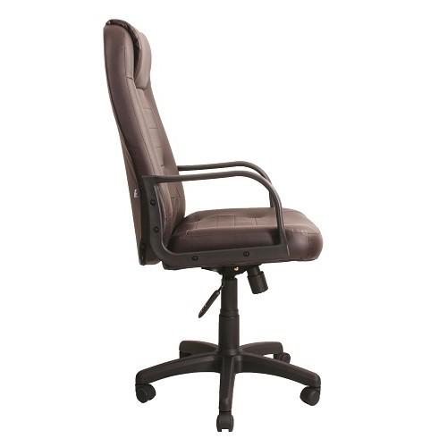 Кресло офисное для руководителя Prima DF PLN вид сбоку