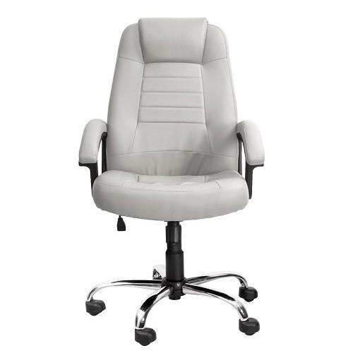 Кресло офисное для руководителя Prima Steel Chrome купить в Бресте у производителя БЕЛС