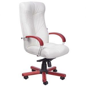 Кресло офисное для руководителя Torus Wood Chrome Extra купить в Бресте у производителя БЕЛС