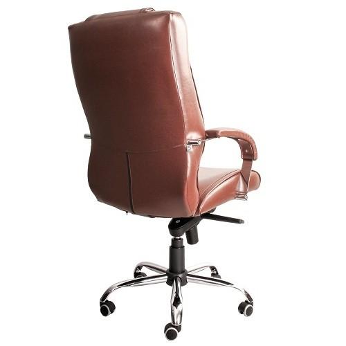 Офисное кресло руководителя Verona Ch1 WRS PU07 (вид сзади) купить в Бресте, Минске у производителя мебели БЕЛС