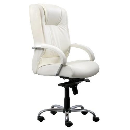 Кресло офисное для руководителя Verona Steel Chrome