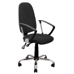 Офисное компьютерное кресло для персонала Pluton купить в Бресте, Минске у производителя меебли БЕЛС