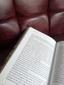 Книга Гоголя на кресле БЕЛС фото 2