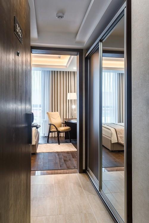 Мебель БЕЛС для гостиницы Великий Камень фото