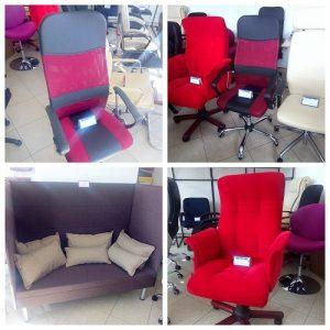 Кресла стулья в магазине БЕЛС фото 2