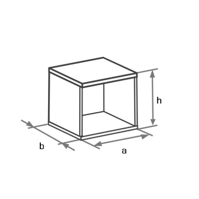 Антресоль к шкафу DH1-001 схема